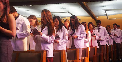 White Coat Ceremony- Salus University
