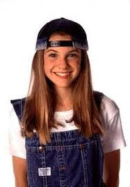 Denim hat and overalls