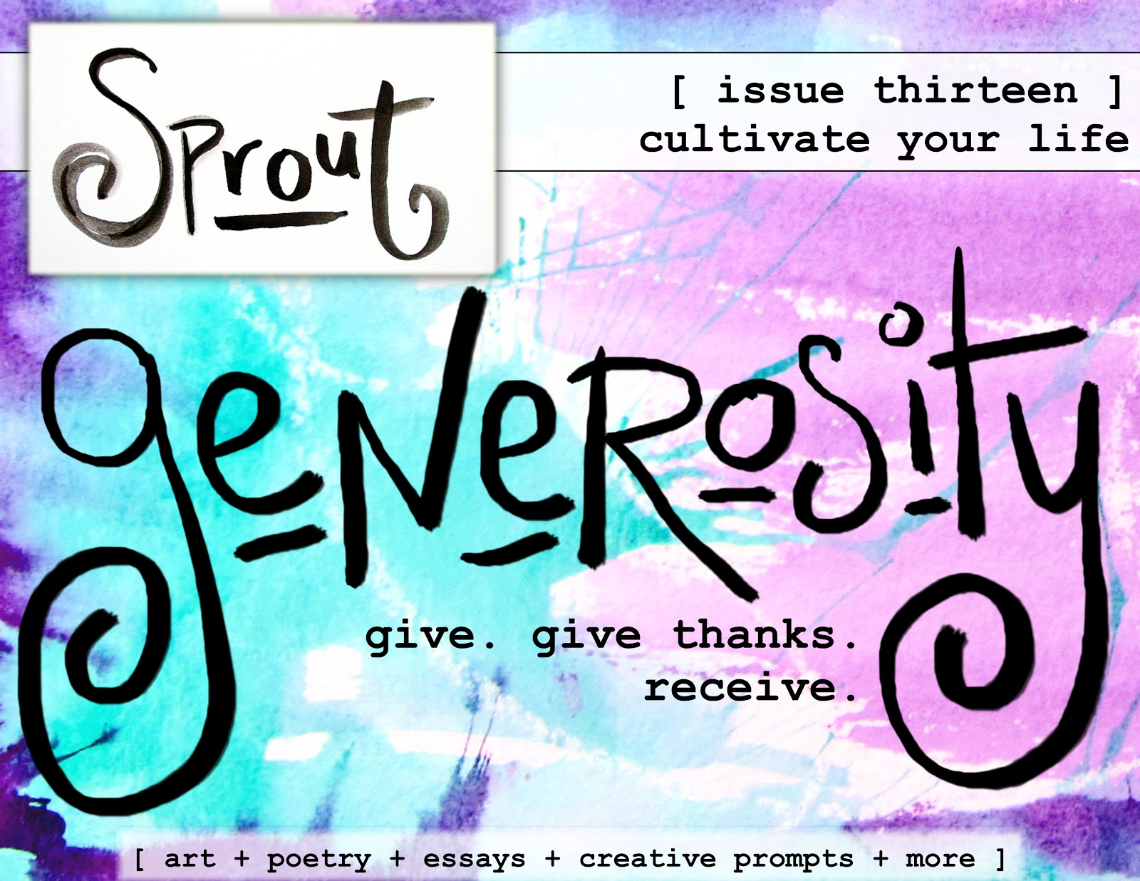 What Does the Word Generous Mean