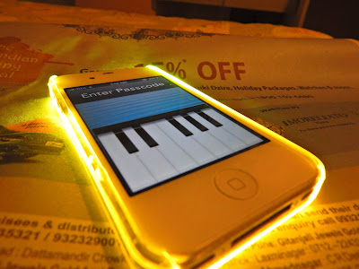 Unlock your iphone by playing piano !