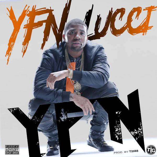 YFN Lucci - YFN - Single Cover