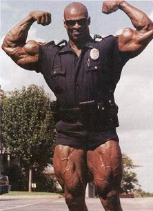 can police use steroids