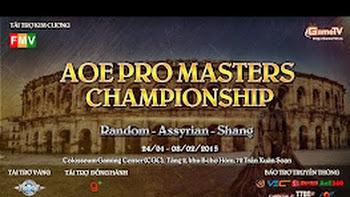 AoE Pro Masters 2015, Trailer chính thức của giải đấu