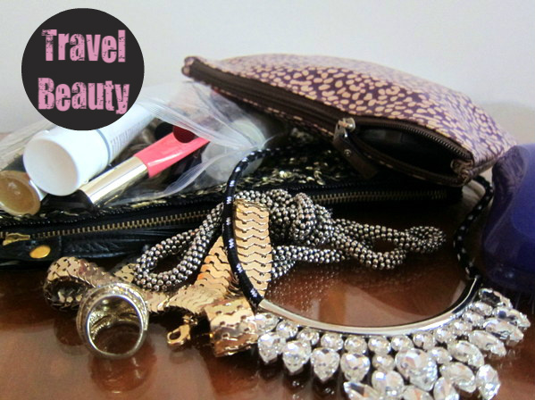 Travel Beauty and Accessories