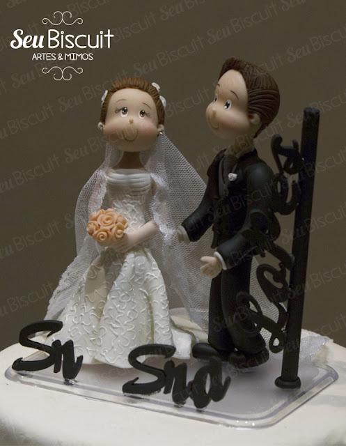 fofo, topo de bolo, casamento, decoração