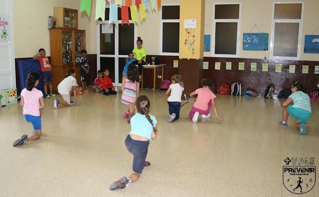 baile escuela verano