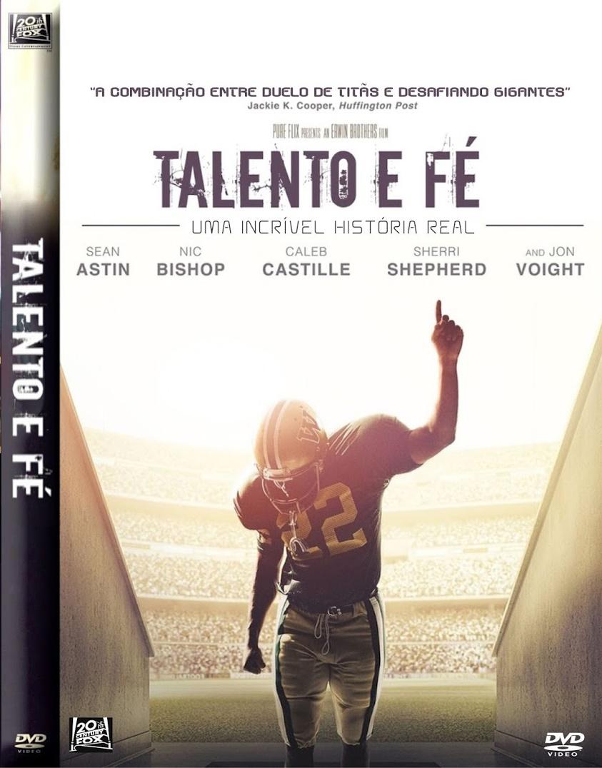 UMA DICA DE FILME PARA VOCÊ MUITO BOM - FILME TALENTO E FÉ