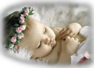 imagem bebê dormindo
