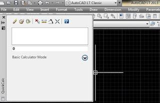 Cara menggunakan kalkulator di AutoCAD.