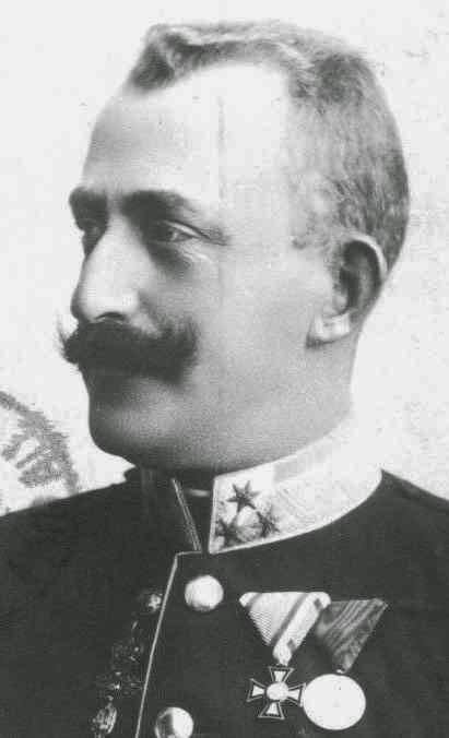 Archiduc Leopold Salvator d'Autriche 1863-1931