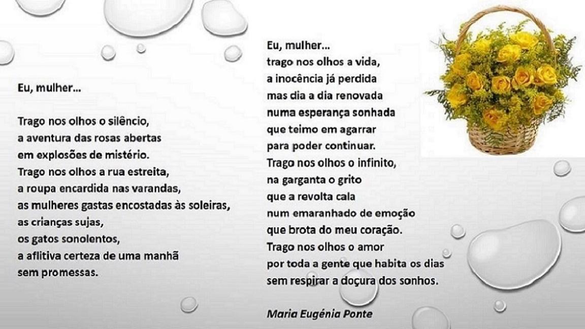 © MARIA EUGÉNIA PONTE