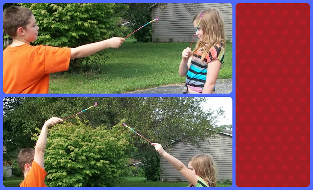 Your Kids can Play with Sparklers if you Follow these Safety Tips for the Fourth of July.