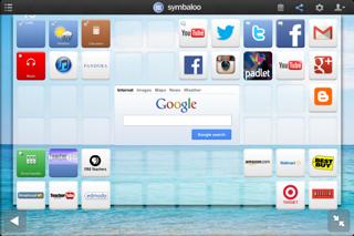 My Symbaloo Webmix
