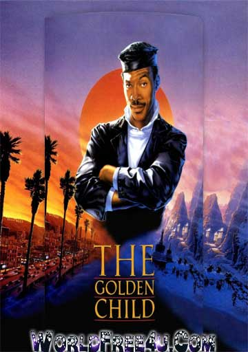 Poster Of The Golden Child (1986) In Hindi English Dual Audio 300MB Compressed Small Size Pc Movie Free Download Only At World4ufree.Org