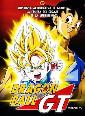 Dragon ball Gt:100 años despues (1997)