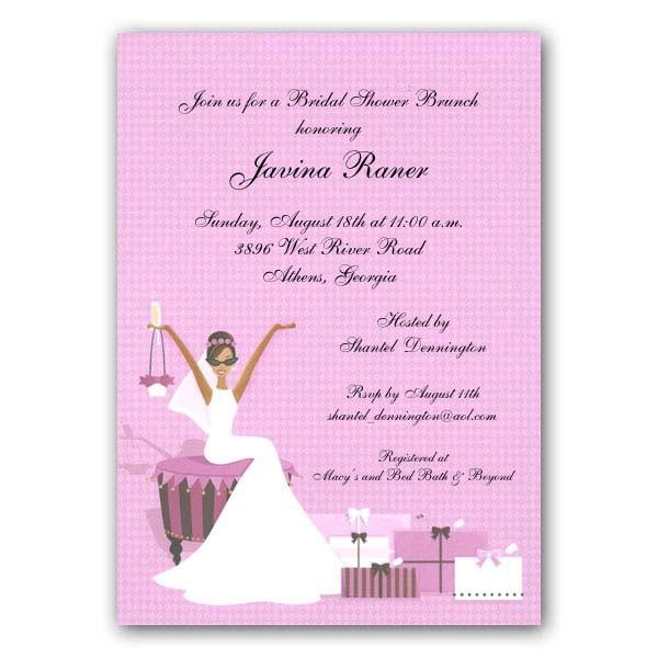 Spring Wedding Invitations Wedding Shower Invitation