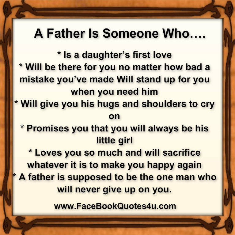 Bad Father Quotes From Daughter Quotesgram