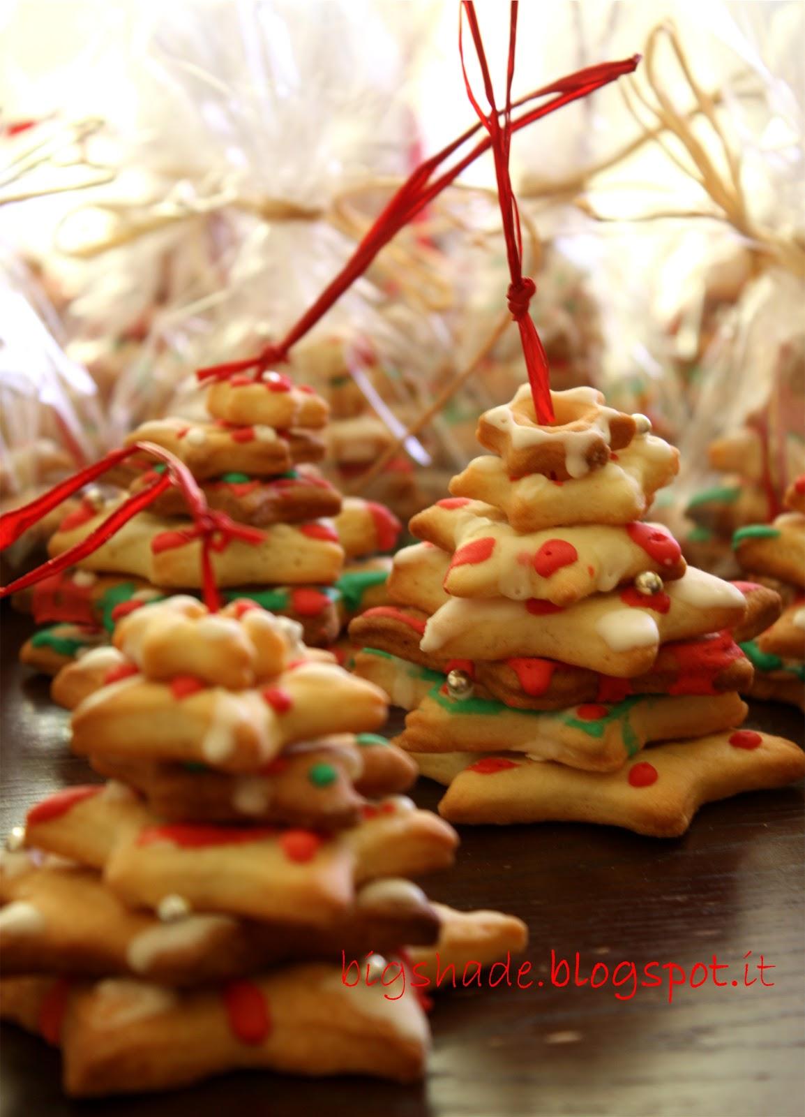 Bigshade biscotti di natale e 39 quasi natale for Alberelli di natale