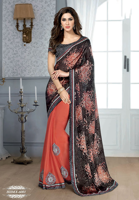 Hiimx Vol-1 Designer Saree Catalogue