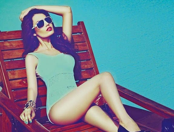 Srishti Rana Hot Bikini Photos