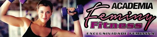 Academia Feminy Fitness - Exclusividade Femina