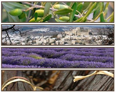 la beaut de l m blog beaut bien tre culture et gourmandise voyage sur les collines de provence. Black Bedroom Furniture Sets. Home Design Ideas