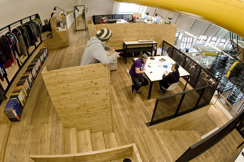 Amazing offices