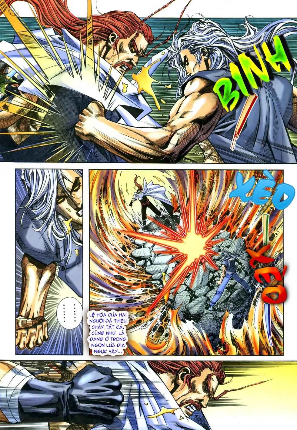 X Bạo Tộc chap 68 - Trang 27