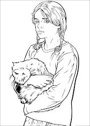 Minha amiga: Hermione e seu gato, Bichento