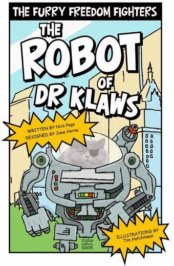 The Robot of Dr Claws
