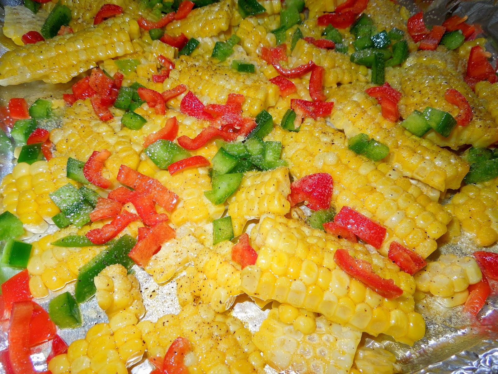 Melissa's Southern Style Kitchen: Confetti Corn & Black Bean Medley