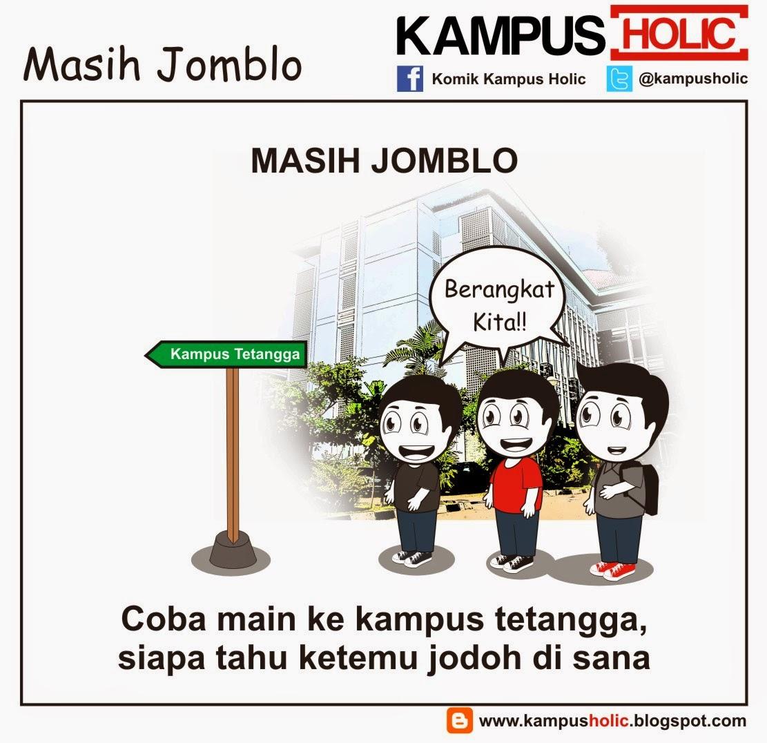 #882 Masih Jomblo