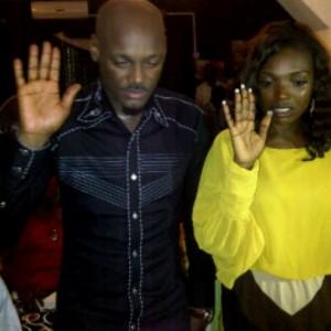 Tuface Idibia and Annie postpone white wedding ceremony