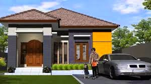 Model Rumah Idaman 1 Lantai