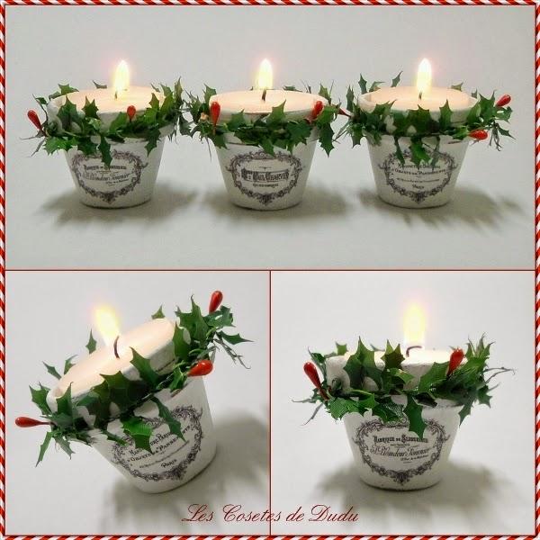 Les cosetes de dudu detalles para la mesa de navidad for Detalles de navidad