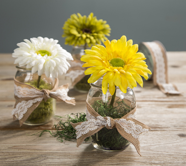 Mason Jar Inspiration @craftsavvy @sarahowens #craftwarehouse #masonjar #decor #diy