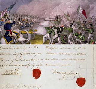 polks declaration of war with mexico essay In mexico, although president paredes issued a manifesto on may 23, 1846 and a declaration of a defensive war on april 23, both of which are considered by some the de facto start of the war, mexico officially declared war by congress on july 7, 1846.