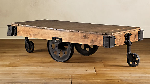 Tierney Coffee Table Arhaus 899