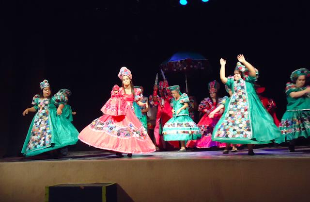 ONG INTEGRARTE na CAIXA Cultural Recife