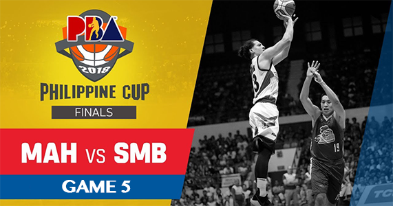 PBA: Magnolia vs San Miguel GAME 5 (REPLAY) April 6 2018 SHOW DESCRIPTION: The 2017–18 Philippine Basketball Association (PBA) Philippine Cup is be the first conference of the 2017–18 PBA […]