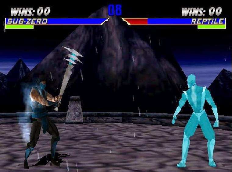 free download game for pc mortal kombat 4 PS1 tanpa emulator
