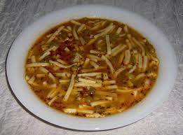 kıkırdak çorbası tarifi