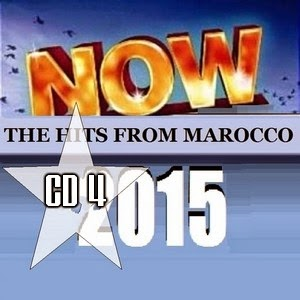 Now The Hits From Marocco 2015 Cd 4