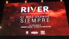 Se estrenó la película de River