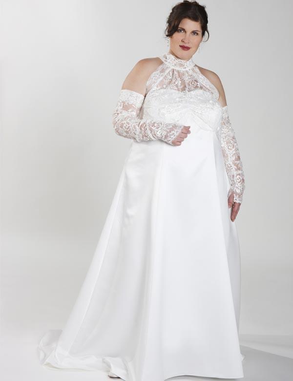 Brautkleider Große Größen Blog: Rosabella Couture-Groß Größe ...