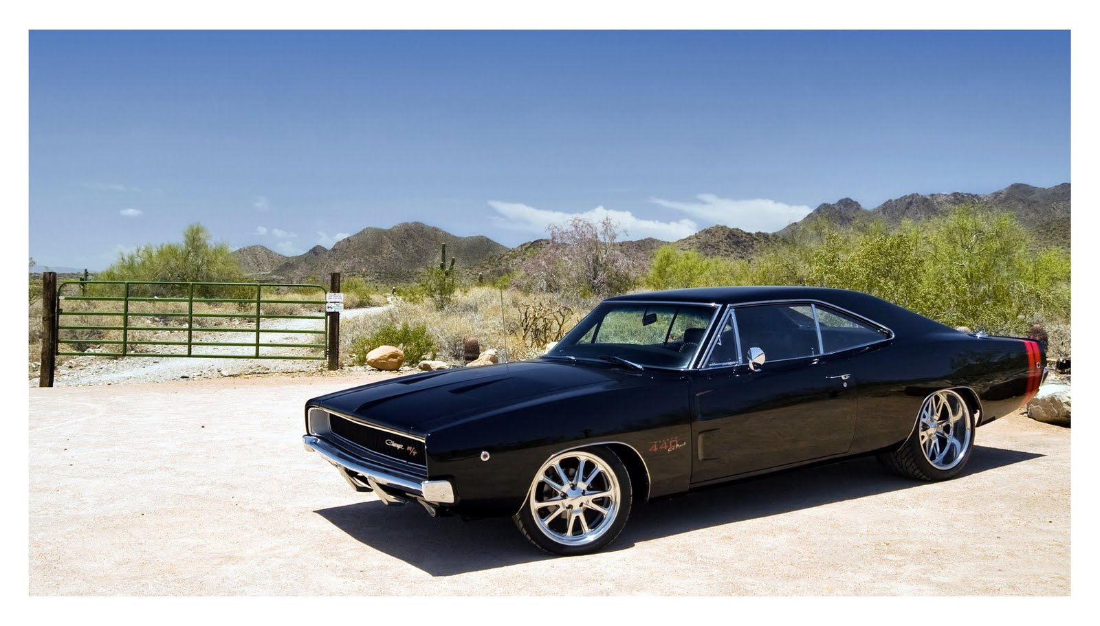 Wallpapers Dodge Charger R T