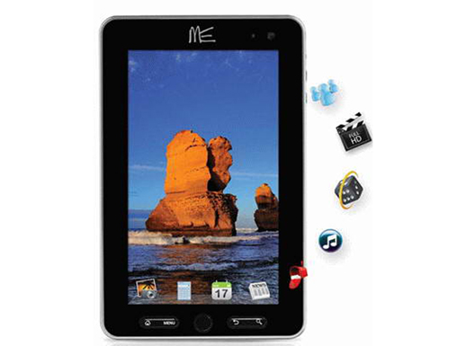 ... touch screen tablet which is hcl me am7 a1 in the market hcl me am7