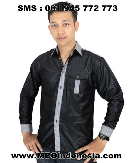 Baju Kemeja Pria Terbaru 2013