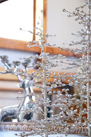 Jewel Glitter Trees