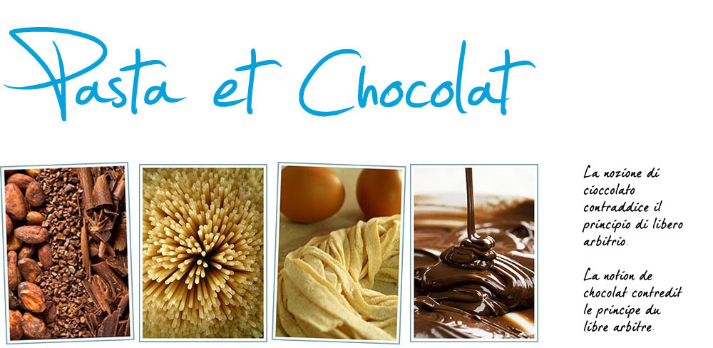 Pasta et Chocolat